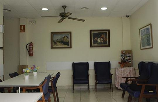 Residència Sant Marc - Serveis