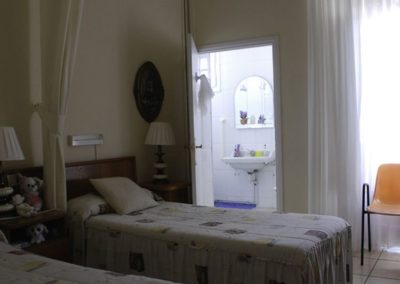 Residència | Sant Marc - Habitació doble amb lavabo