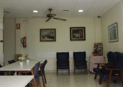 Residència   Sant Marc - Sala d'estar